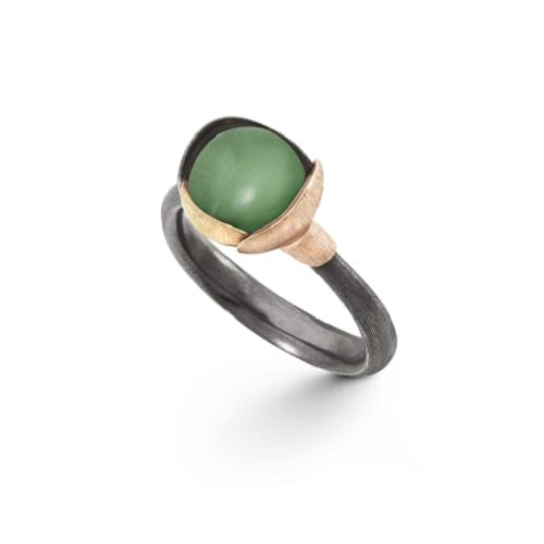 Lotus Ring 1 Serpentine mixed A2650-328