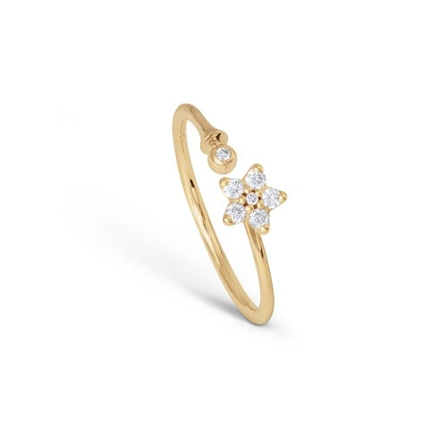 A2868-401 Shooting Star Ring