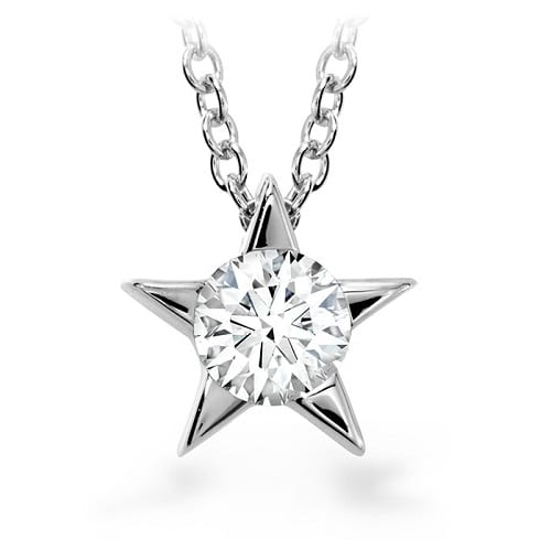 hearts on fire illa star pendant