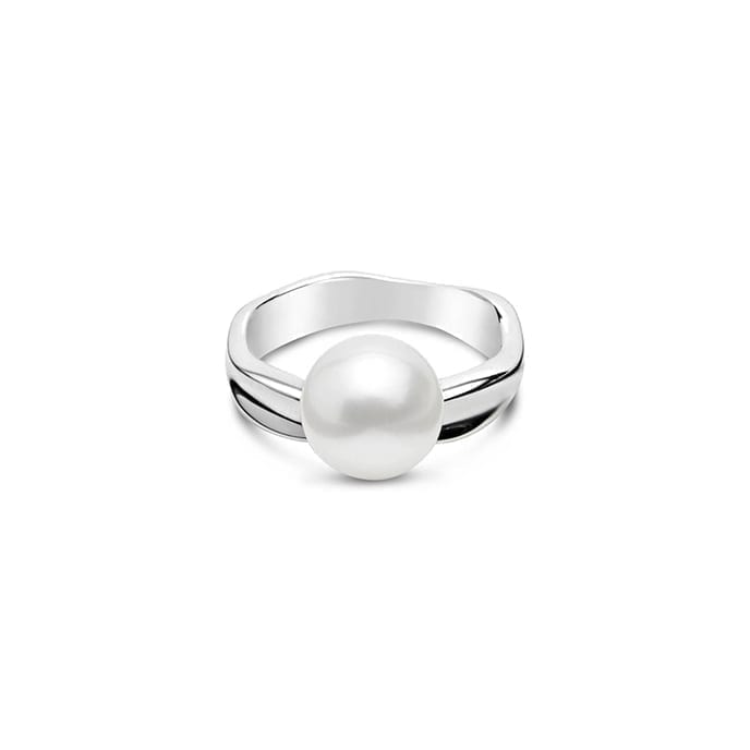 Daniel Bentley Ebb Tide Ring Pearl Melbourne