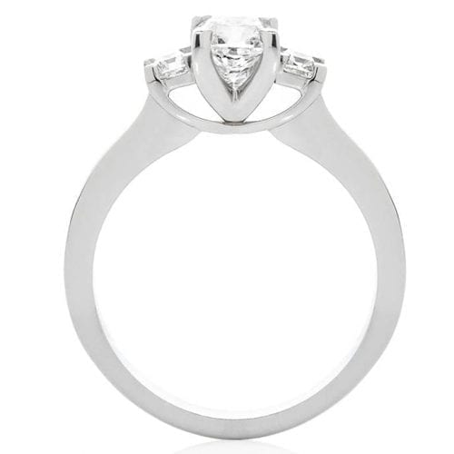 Fortuna Trilogy Goddess Engagement Ring Trewarne Melbourne