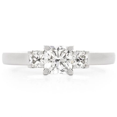 Fortuna Trilogy Goddess Engagement Ring Melbourne