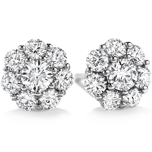 Hearts On Fire Beloved Diamond Stud Earrings Melbourne