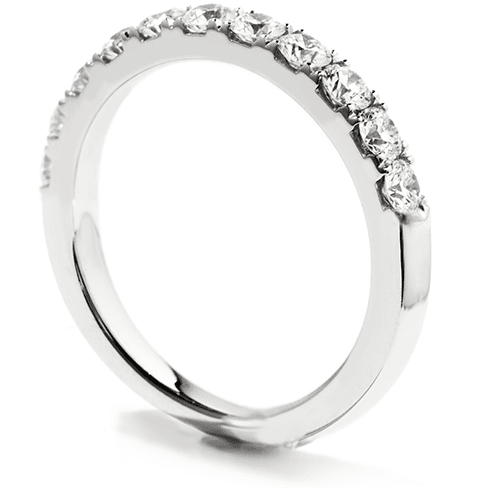Hearts On Fire Beloved Diamond Wedding Ring Trewarne Jewellery Melbourne