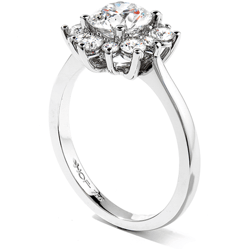 Hearts On Fire Delight Lady Di Diamond Engagement Ring Trewarne Jewellery Melbourne