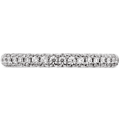 Hearts On Fire Euphoria Pave Diamond Wedding Ring Melbourne
