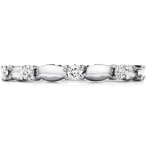 Hearts On Fire Fairy Tale Five-Stone Diamond Wedding Ring Melbourne