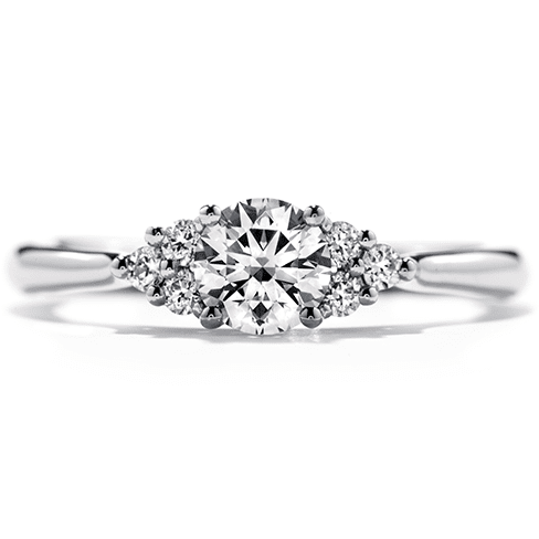Hearts On Fire Felicity Queen Anne Engagement Ring Melbourne