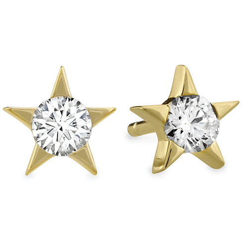 Hearts On Fire Illa Diamond Diamond Stud Earrings Melbourne