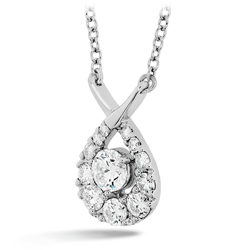Hearts On Fire Optima Diamond Pendant Trewarne Jewellery Melbourne