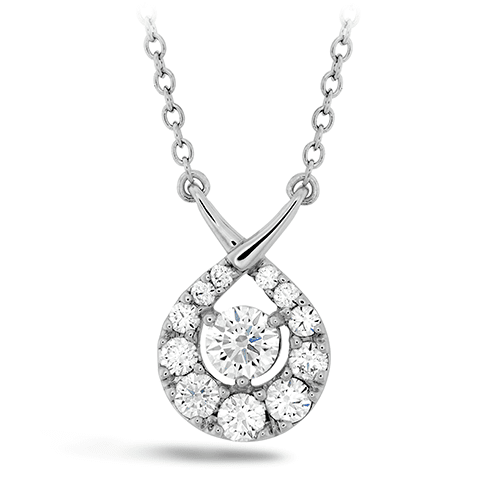 Hearts On Fire Optima Diamond Pendant was $4935 now $2961