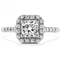 Hearts On Fire Transcend Dream Engagement Ring Melbourne