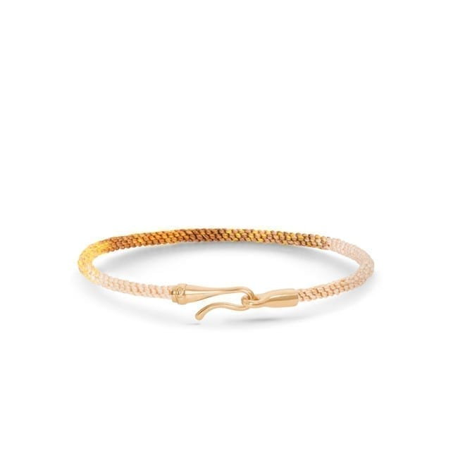 Ole Lynggaard Life Bracelet (Golden Day) 18K Yellow Gold Melbourne