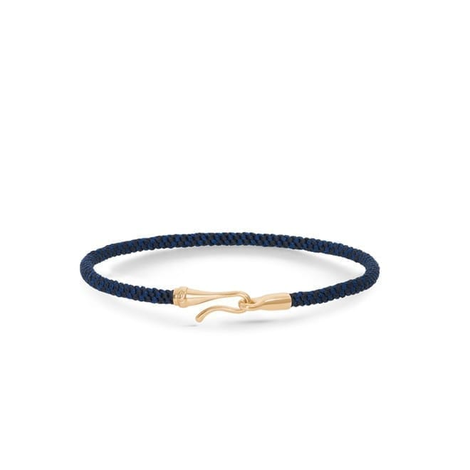 Ole Lynggaard Life Bracelet (Midnight) 18K Yellow Gold Melbourne