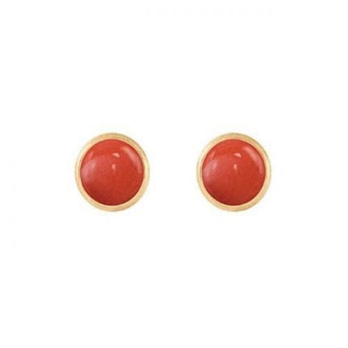 lotus.earrings.yellow.gold.coral.ole.lynggaard