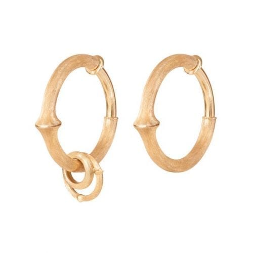 Ole Lynggaard Nature Large Creol Earrings Melbourne