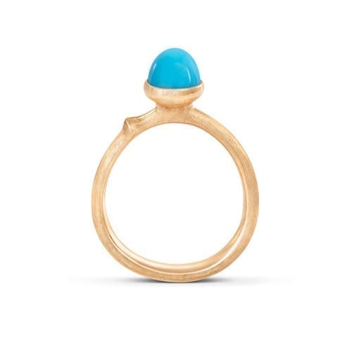 melbourne.jewellery.olelynggaard.yellowgold.gold.lotus.ring.size0.18ct.turquoise