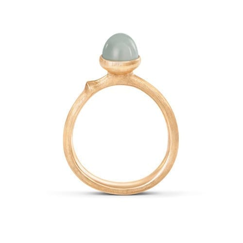 melbourne.jewellery.olelynggaard.yellowgold.gold.lotus.ring.size0.18ct.aquamarine
