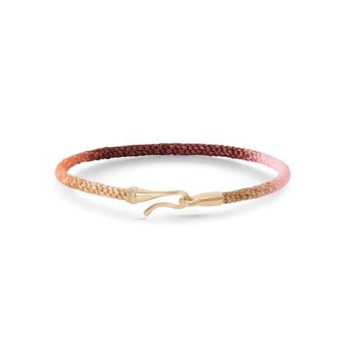 life.bracelet.berry.gold