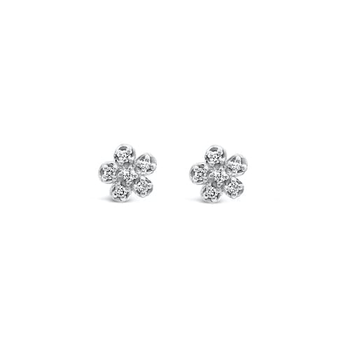 sakura-white-gold-diamond-cluster-earring-studs