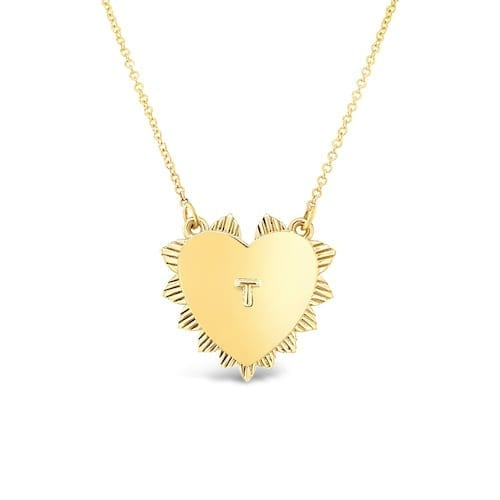 heart.medallion.pendant.gold.necklace.initial.trewarne.jewellery.melbourne.antique.style