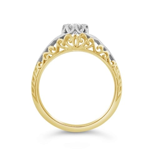 filigree-diamond-engagement-ring-arete-goddess-virtue-melbourne-trewarne